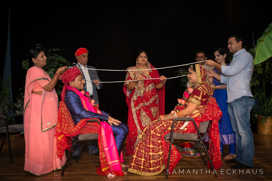 Hindu Temple Florida Wedding