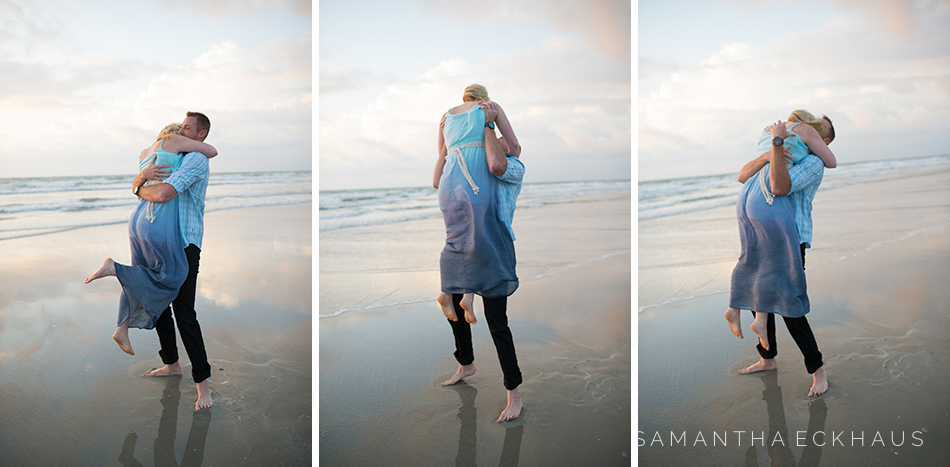 Cocoa Beach Engagement