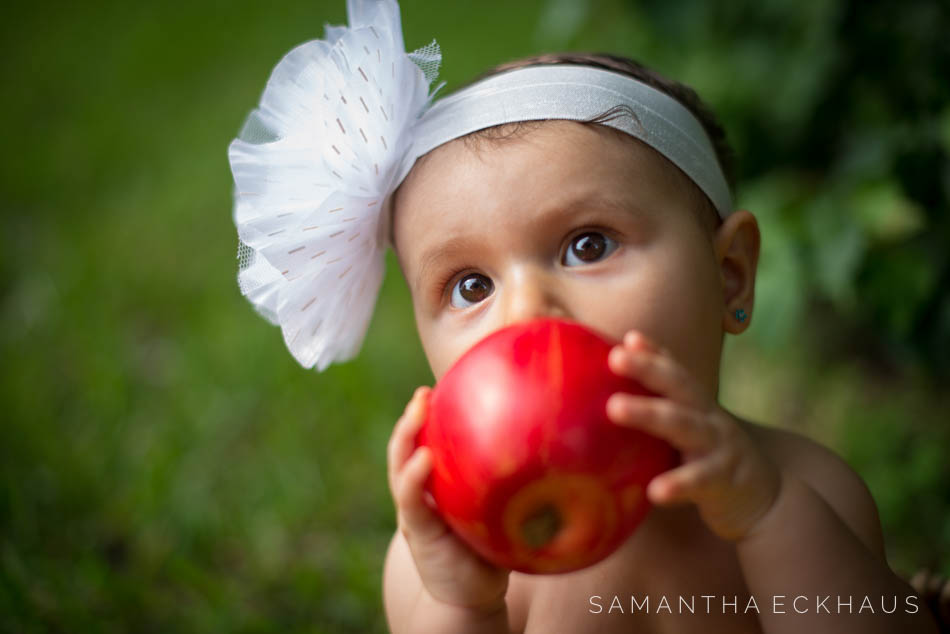 Lake Mary Baby Photographer