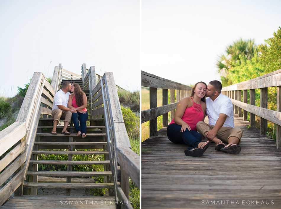 New Smyrna Dunes Park Engagement