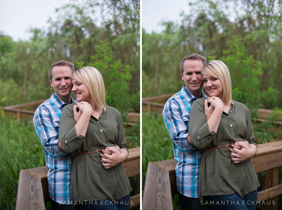 LDS Orlando Mead Gardens Engagement
