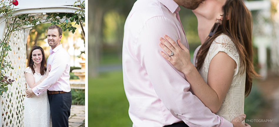 Cypress Grove Estate House Engagement