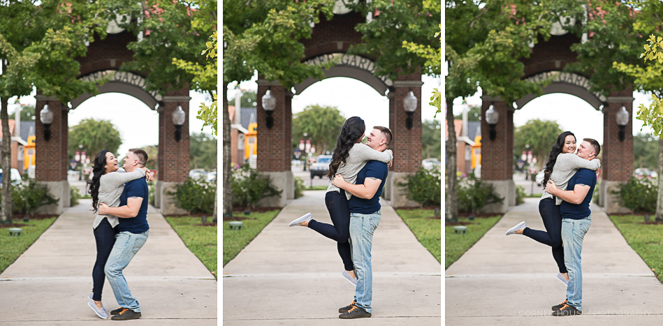 Winter Garden Downtown Engagement