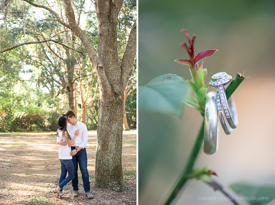 Cypress Grove Park Engagement