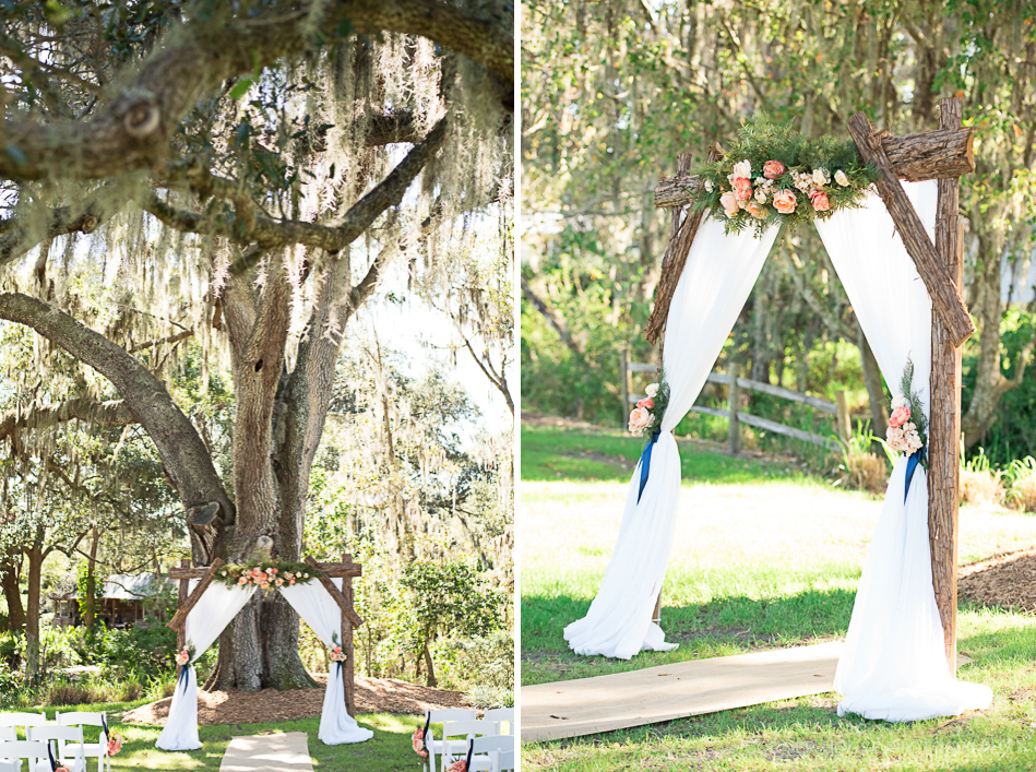 Cross Creek Ranch Wedding
