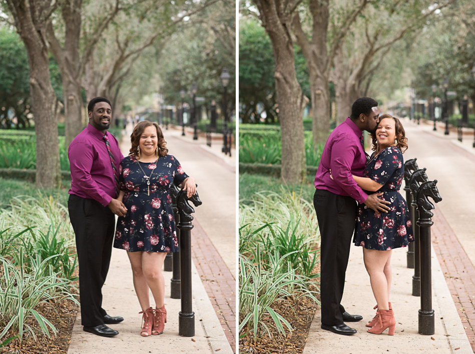 Disneys Port Orleans French Quarter Engagement