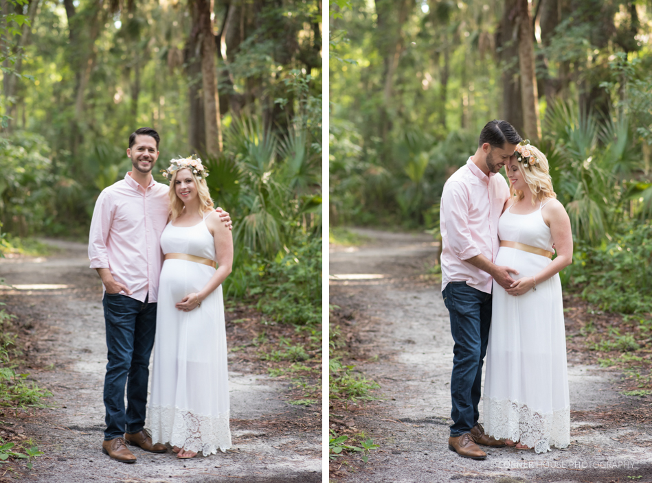 Bohemian Maternity Session