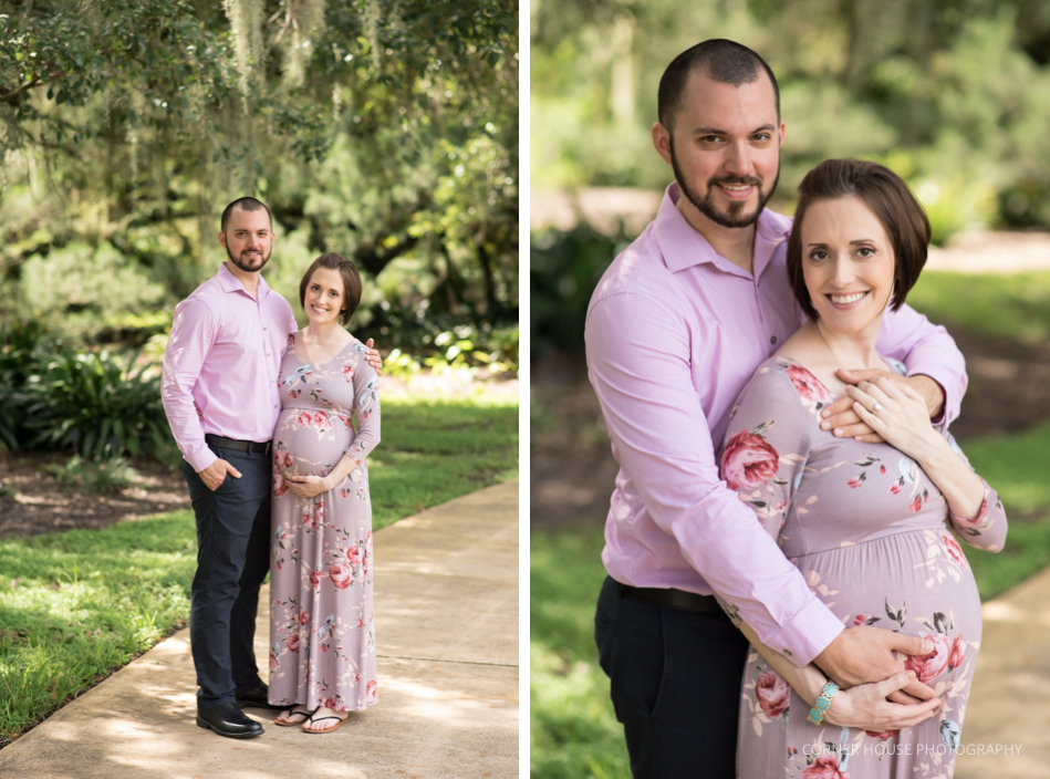 Leu Gardens Maternity Session