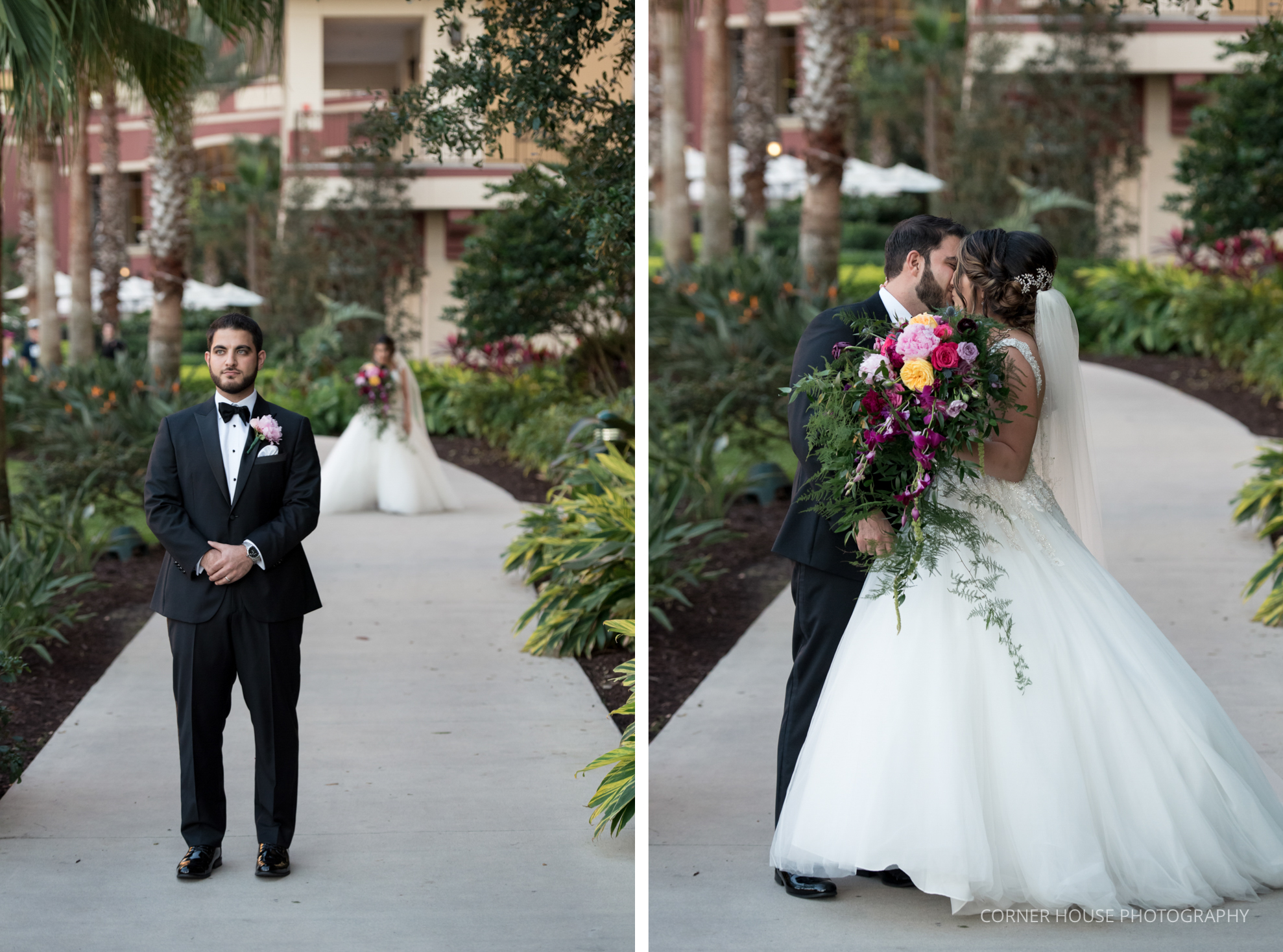 Wyndham Bonnet Creek Resort Wedding