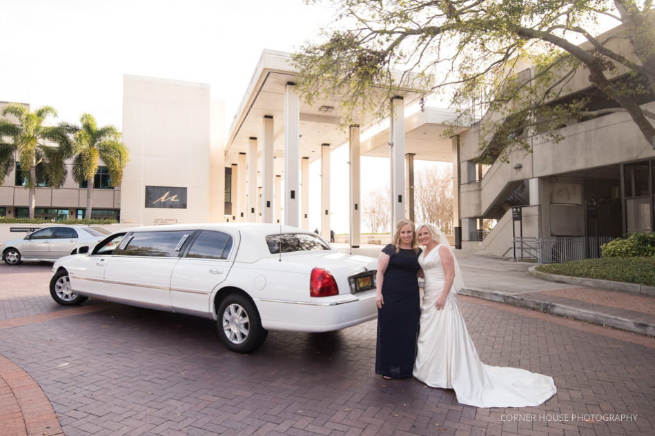 Mahaffey Theater Wedding