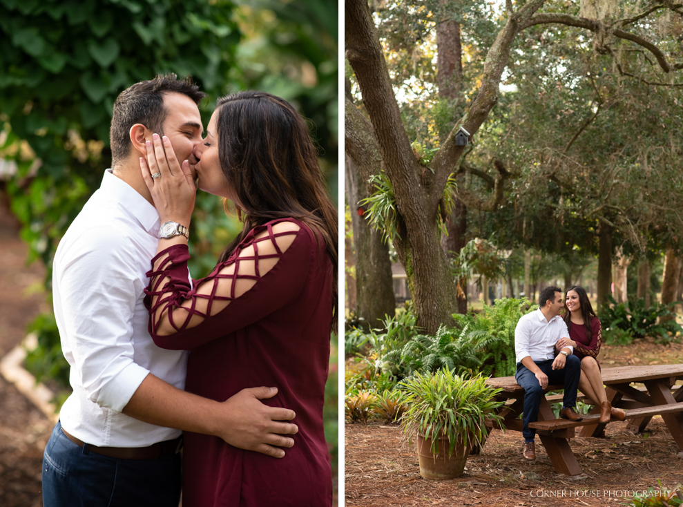 Winter Park Engagement