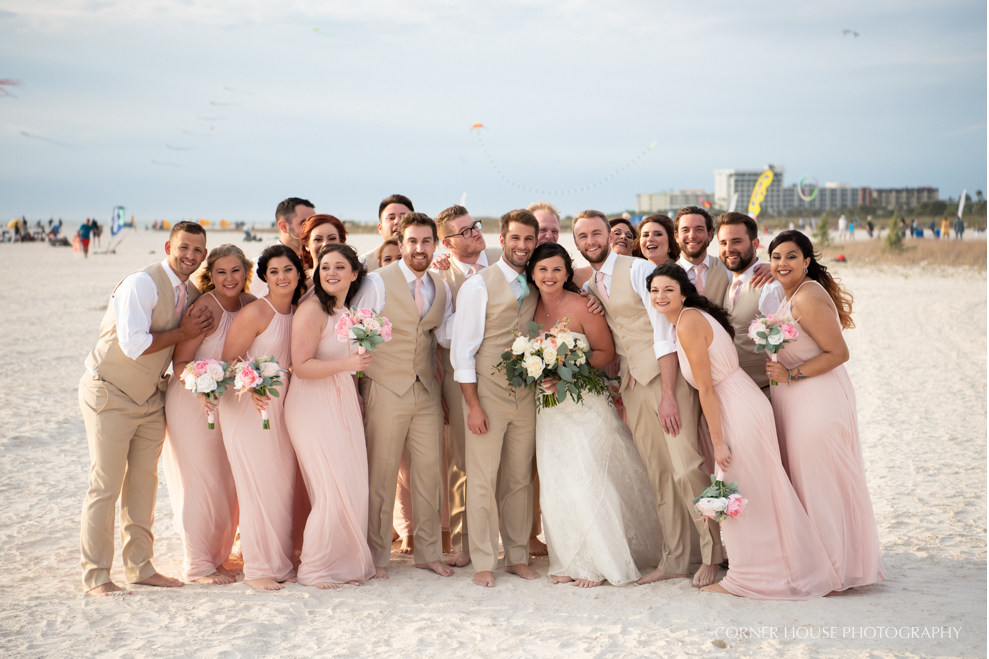 Bilmar Beach Resort Wedding