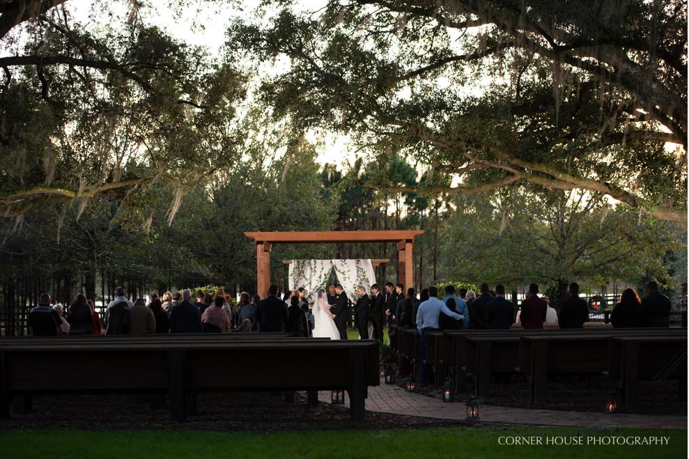 Club Lake Plantation Wedding