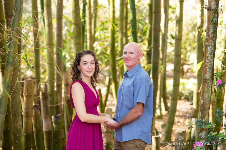 Leu Gardens Engagement