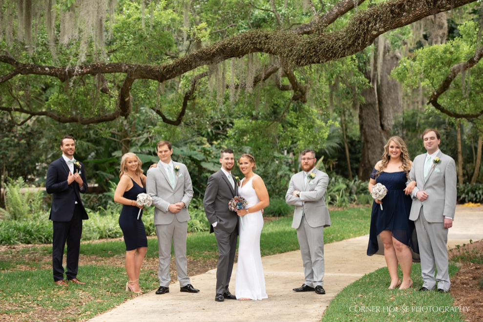 Leu Gardens Wedding