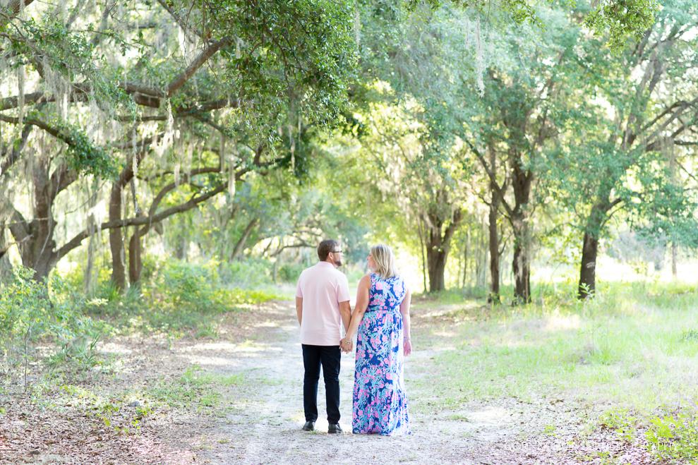 Lake Louisa State Park Engagement